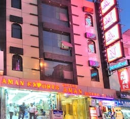Hotel Aman International @ New Delhi Station, New Delhi