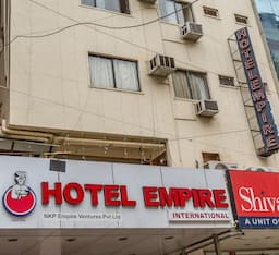 Hotel Empire International (Church Street), Bangalore
