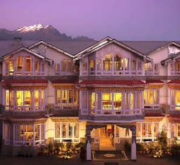 Hotel The Norbu Ghang Retreat & Spa