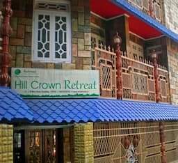 Hotel Hill Crown Retreat