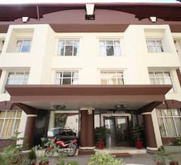 Hotel The Pearl - A Royal Residency