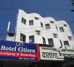 Hotel Citizen Lodging And Boarding, Aurangabad