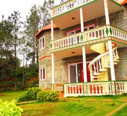 Hotel Green Fort Inn, Yercaud