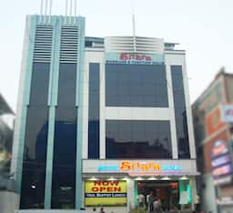 Hotel Sitara Royal Koti, Hyderabad