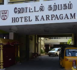 Hotel Karpagam International, Chennai