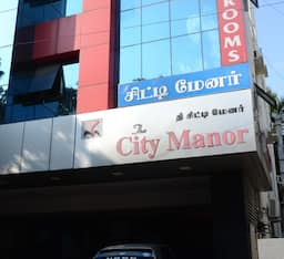 Hotel The City Manor