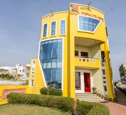 Hotel Golden Dust, Puri