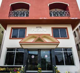 Hotel Pushpa (Berries Group of Hotels), Puri
