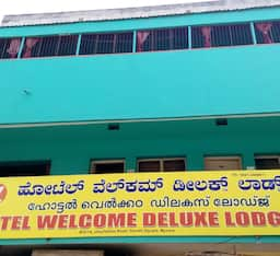 Hotel Welcome Deluxe Lodge