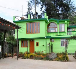 Hotel Homely Cottage Ooty