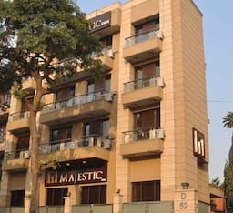 FabHotel Majestic East Of Kailash, New Delhi