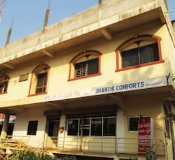 Hotel Shanthi Comforts