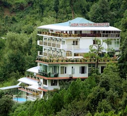 Hotel Asia Health Resorts & Spa