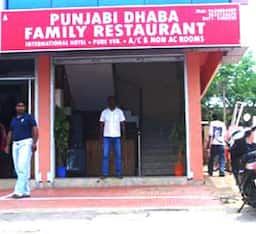 Punjabi Dhaba International Hotel, Kovalam