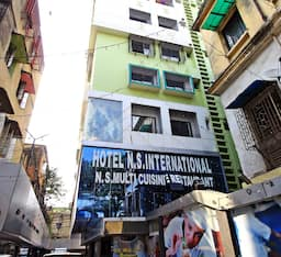 Hotel N S International, Kolkata