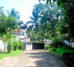 Hotel TG Stays Kovalam Beach Road
