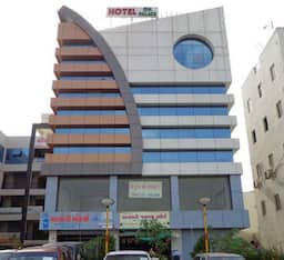 Hotel Om Palace Guest House, Ahmedabad
