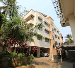 Hotel Inland Avenue Service Apartment