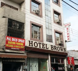 Hotel Brown, Ludhiana