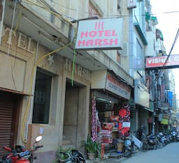 Hotel Harsh, New Delhi