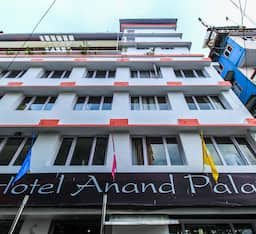Hotel Anand Palace, Darjeeling