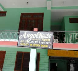 Hotel Angel House, Manikaran