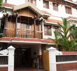 Hotel White Rose, Cochin