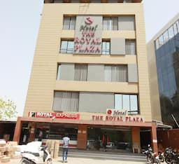 Hotel The Royal Plaza, Ahmedabad