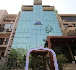 The JRD Luxury Butique Hotel, New Delhi