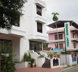 Hotel Green Land Residency