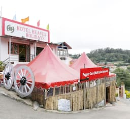 Hotel Heaven Holiday Resort