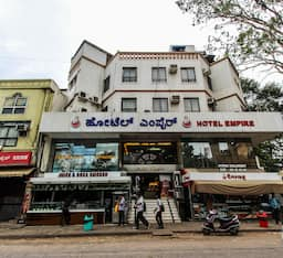 Hotel Empire International (Central Street), Bangalore