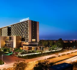The Leela Ambience Convention Hotel, Delhi, New Delhi