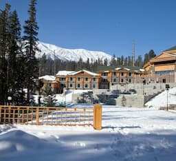 Hotel The Khyber Himalayan Resort & Spa