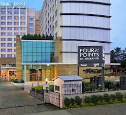 Hotel Four Points By Sheraton, Pune