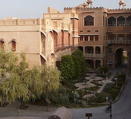 WelcomHotel Khimsar Fort & Dunes, Khimsar - ITC Hotel Group, Khimsar
