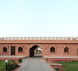 Hotel The Thar Oasis Resort & Camps