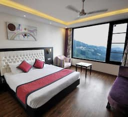 The Cedar Grand Hotel & Spa, Shimla