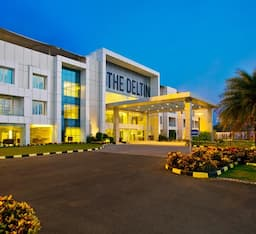 Hotel The Deltin
