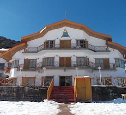 Hotel Cliff Top Club