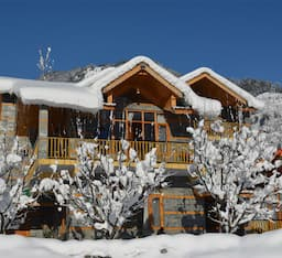 Hotel Tree Hill Cottages and Kanyal Villas