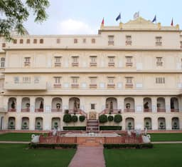 The Raj Palace Grand Heritage Hotel, Jaipur