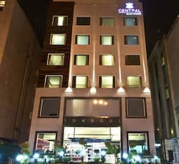 Hotel Central Blue Stone, Gurgaon