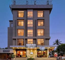 Hotel Krishna International, Sangli