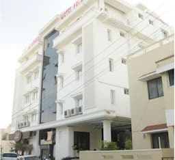Hotel Abi Krishnaa, Pondicherry