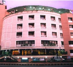 Hotel Daspalla Executive Court