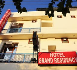 Hotel Grand Residency, Chandigarh