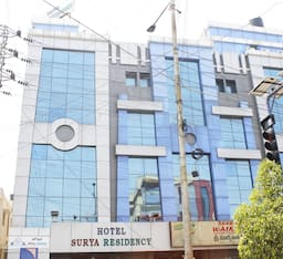 Hotel Surya Residency, Hyderabad