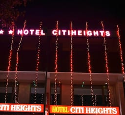 Hotel Citi Heights, Chandigarh