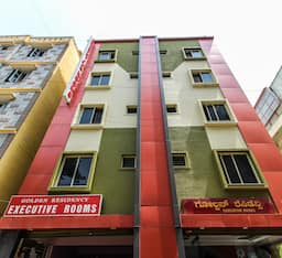Hotel New Golden Residency
